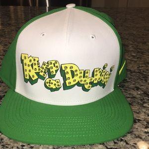 Dri-fit rare Oregon Ducks hat